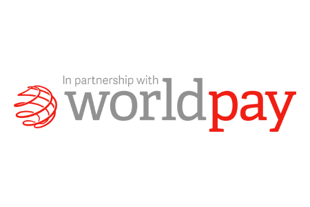 Worldpay Logo integrated with Merlin