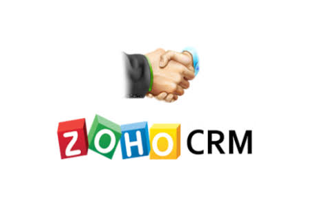 ZOHO CRM integrates with Merlin